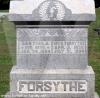 William C. Forsythe grave marker