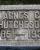 Agnes Hines Hutcheson - grave marker