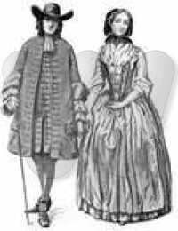 Styles in the 1700's