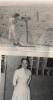 May at their house in Santa Fe 1947