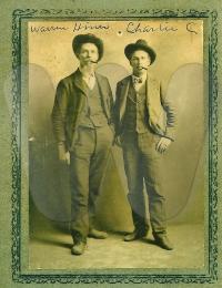 Warren R. Hines & Charlie Colburn