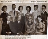 Russell Forsythe Family 1962