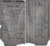 Maria Schultz - Report Card 1920