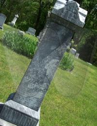 Esther Forsythe Maynard - Forsythe Cemetery