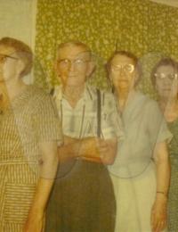 Mae, John Tom, Sally & Eva Hines