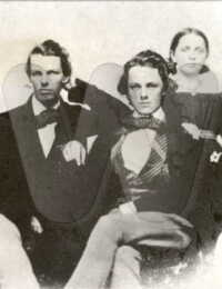 Edward Ludlow Hines with Siblings