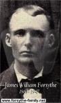 James William Forsythe