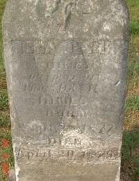 Issa Desha Hines - grave marker