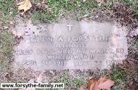 Taken 10/2005 at Forsythe Cemetery by Rick Forsythe
