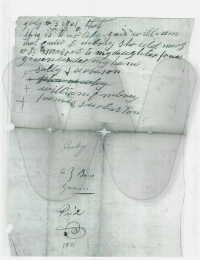 Frances (Sebastian) Embry - marriage consent
