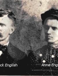 Robert & Anna English a.1890