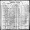 Sim Hines - 1900 US Census