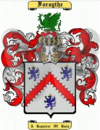 Forsythe Family Crest