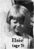Elsie Forsythe (age 5)