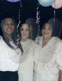 Julie, Angela & Bobbie Johnson