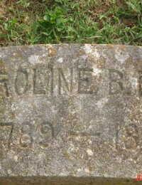 Caroline B. Ramsey Hines