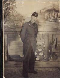 Cecil Ray Johnson (Military)