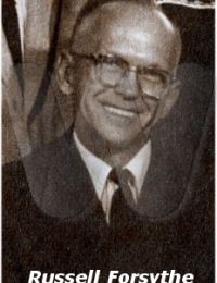 Russell Forsythe 1962