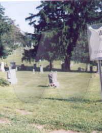 Old Fairfield, Iowa Cemetery