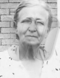 Minerva Matilda Collier Forsythe