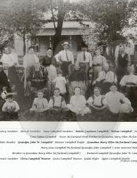 Snedeker/Laufman Family Gathering