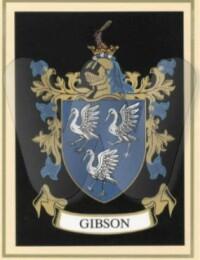 Gibson Family Crest