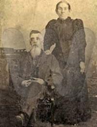 John William & Mary Ellen McFarland Campbell