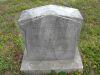 Charity Snedeker Grave Marker - Forsythe Cemetery