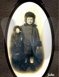 Young John F. Eberman