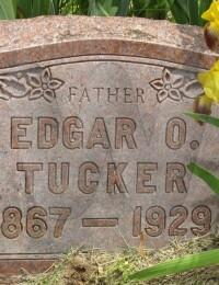 Edgar O. Tucker - Photo by Sharon Rapp, June 2011