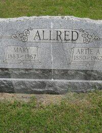 Mary Tucker Allred - Photo by Sharon Rapp, June 2011