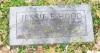 Jessie E. (Gibson) Hood (grave marker)