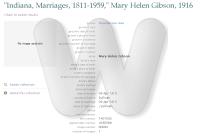 Mary Helen Gibson