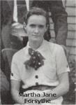 Martha Jane Forsythe
