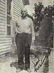 Freeland Maynard - c 1920, Edgar Co., IL