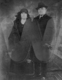 George and Angelina Manley