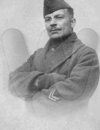 George Manley - military