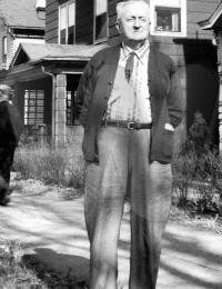 Wade Valentine Forsythe - about 1950