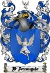 D'Arcangelo Family Crest