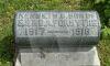 Kenneth G. Forsythe - grave marker