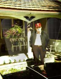 Rev. H.B. Head - May 2001