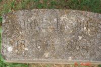 Eliza C. Hines - Grave Marker 2
