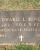 Edward Hines - Grave Marker 1