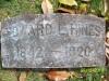 Edward Hines - Grave Marker 2