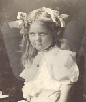 Dolly Virginia Walls - about 5 years