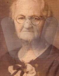 Harriet (Hattie) Florence Laufman