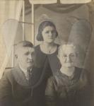 Nelson, Hattie & Clova Campbell