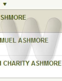 Richard & Margery Ashmore Family