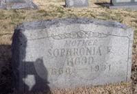 Sophronia Elizabeth Hitch Hood