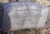 William Hood - Grave Marker